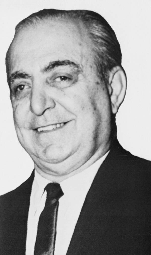 Russell Bufalino Portrait