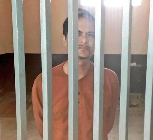 Sohail Ayaz In Prison