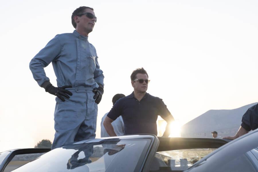 The True Story Behind Ford V Ferrari Christian Bale Matt Damon