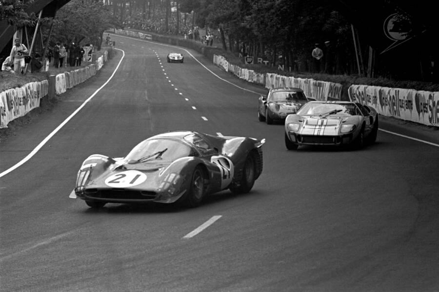 True Story Of Ford V Ferrari Le Mans