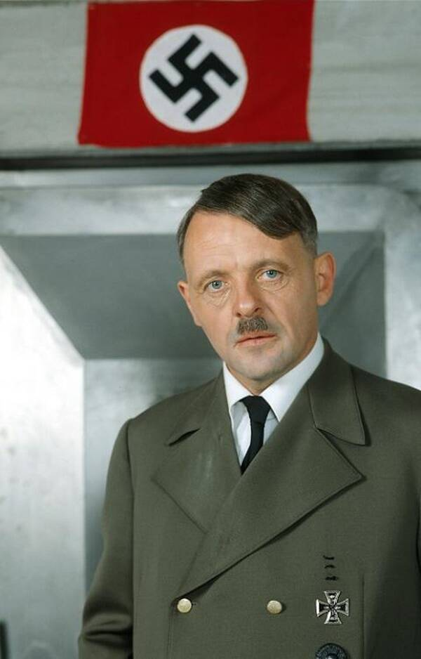 Anthony Hopkins As Hitler
