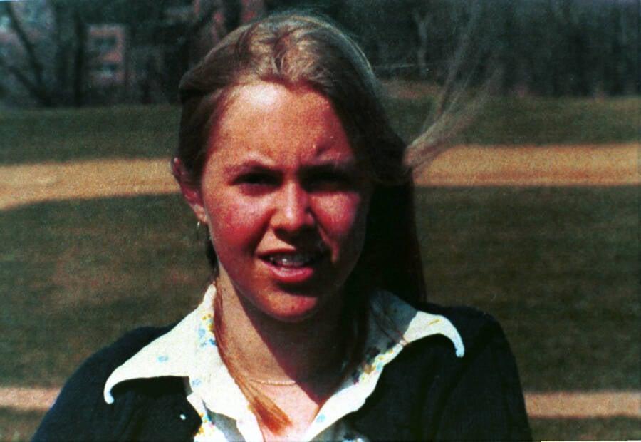 Closeup Portrait Of Martha Moxley