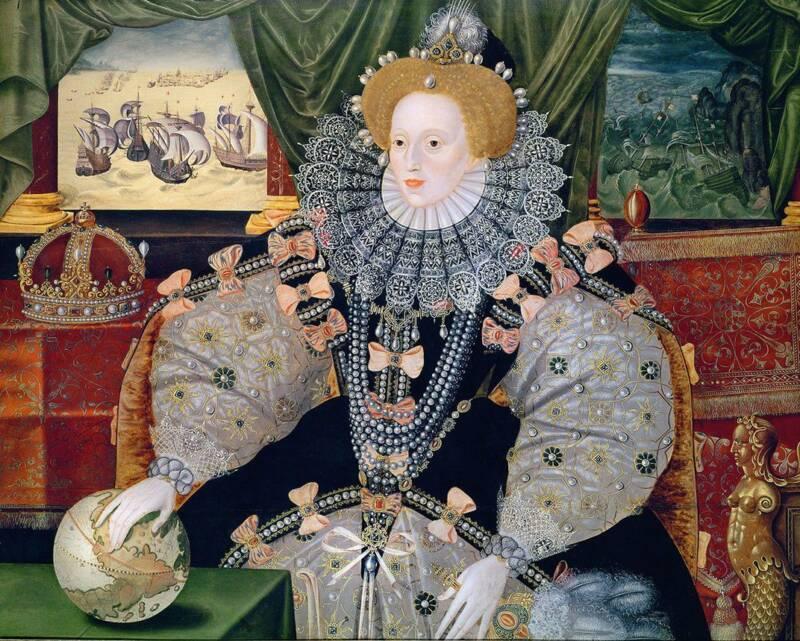 Elizabeth I Portrait