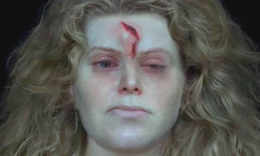 Female Viking Warrior Reconstruction