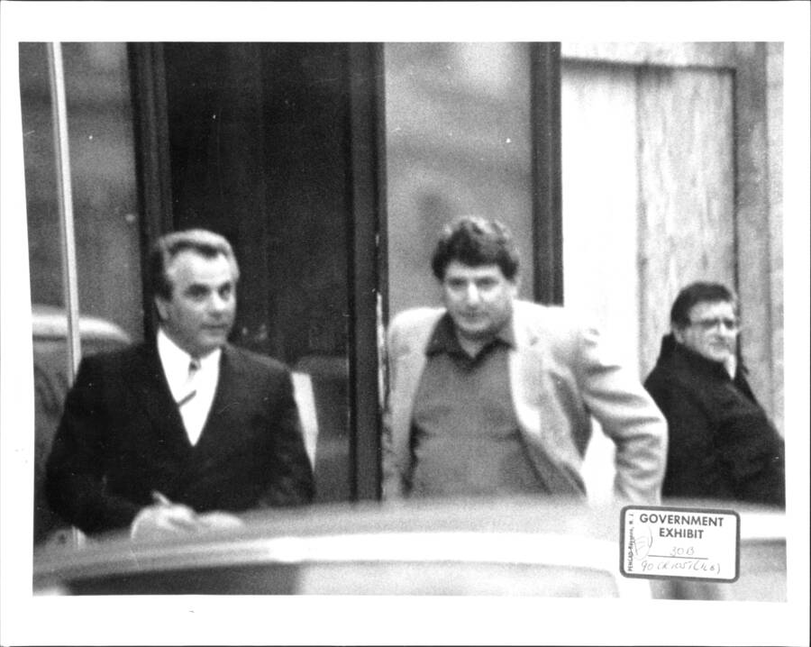 Frank DeCicco And John Gotti