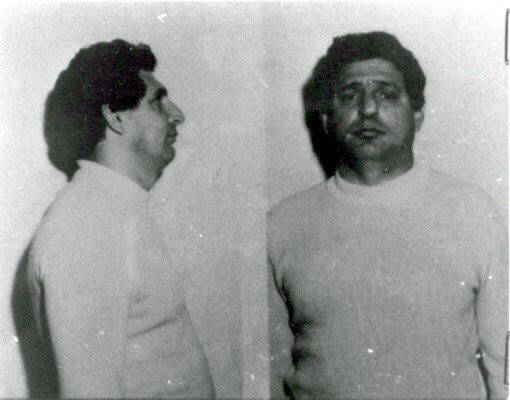 Frank DeCicco Mugshot