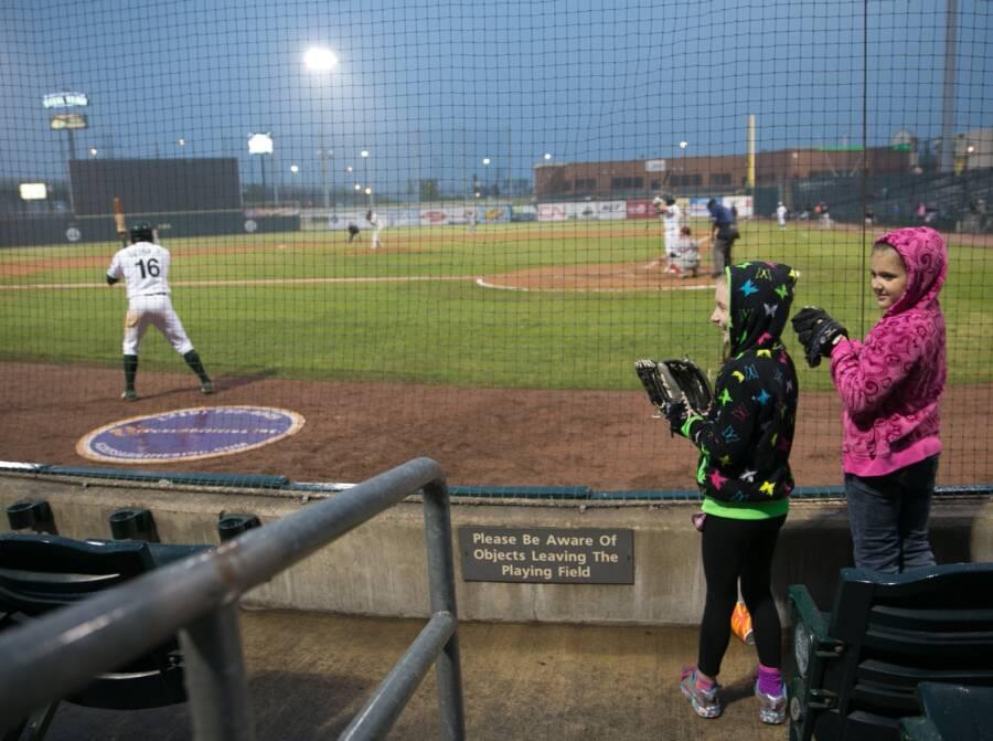 Gary Indiana Baseball Stadium