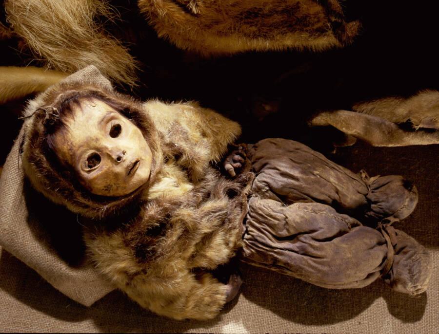 Qilakitsoq Mummy Baby