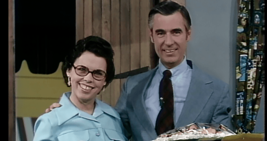 Mister Rogers Made His Wife Laugh By Farting In Public