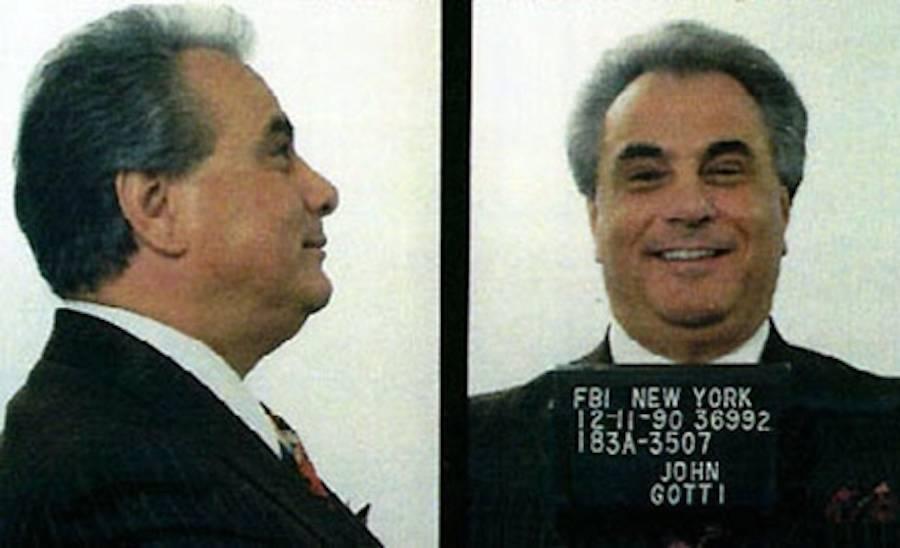 John Gotti Mugshot