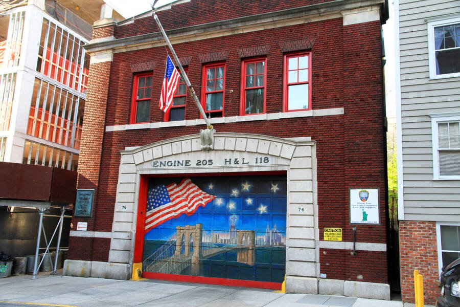 Ladder 118 Firehouse