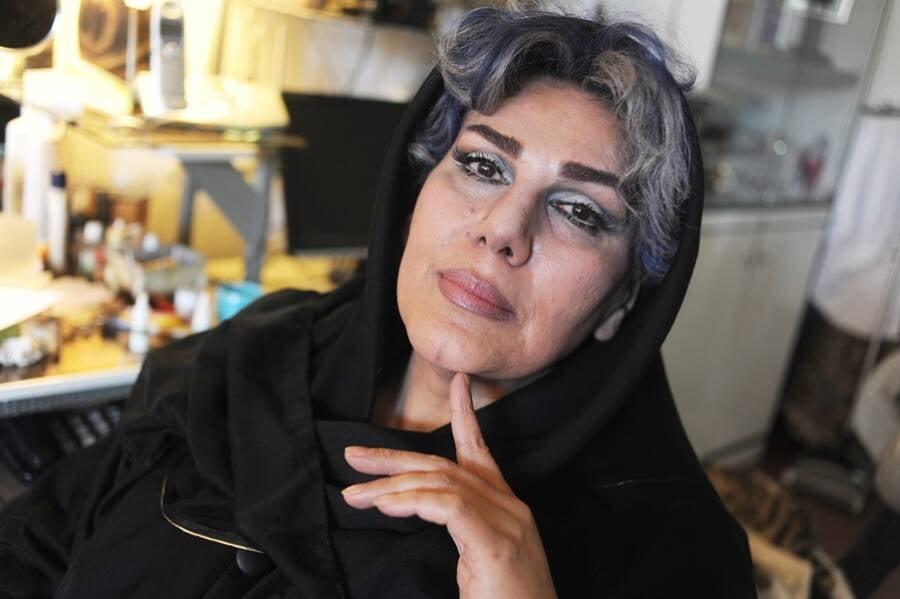 Photo Of Maryam Khatoon Molkara