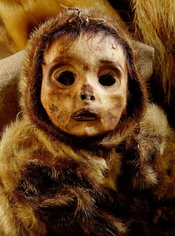 Qilakitsoq Mummy Child