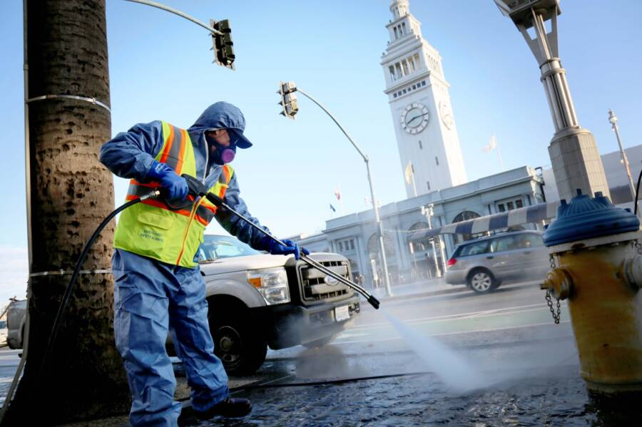 Sf Street Cleaning