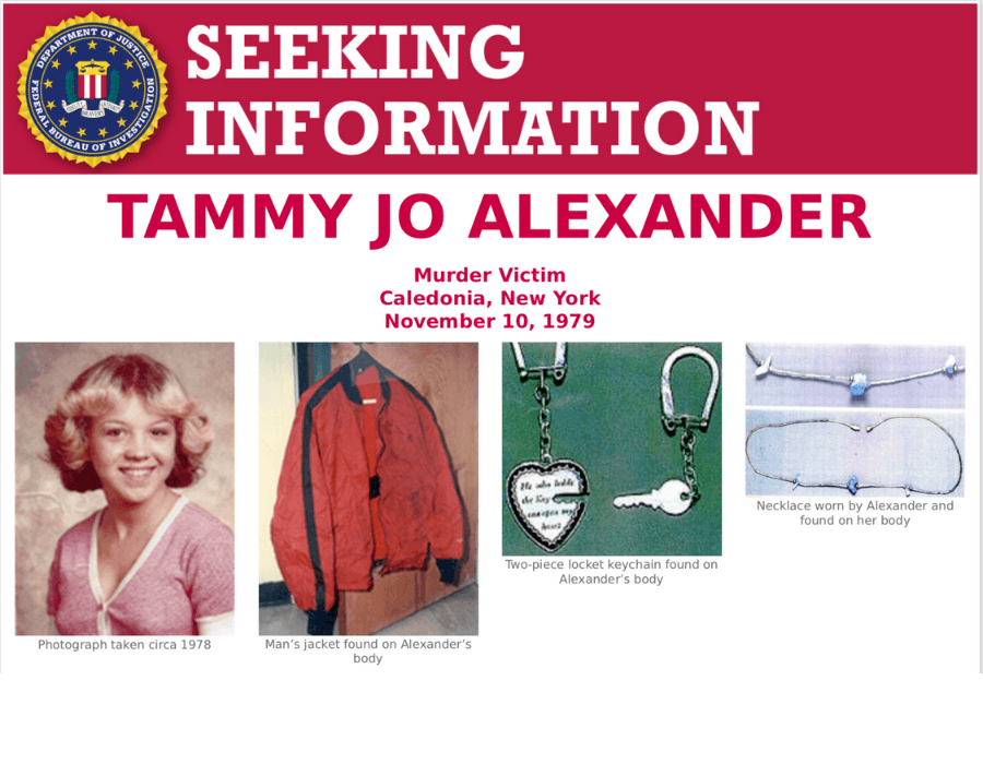 Poster Of Tammy Jo Alexander