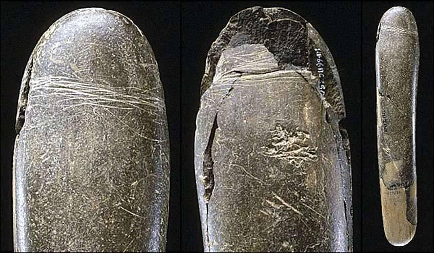Paleolithic Stone Phallus