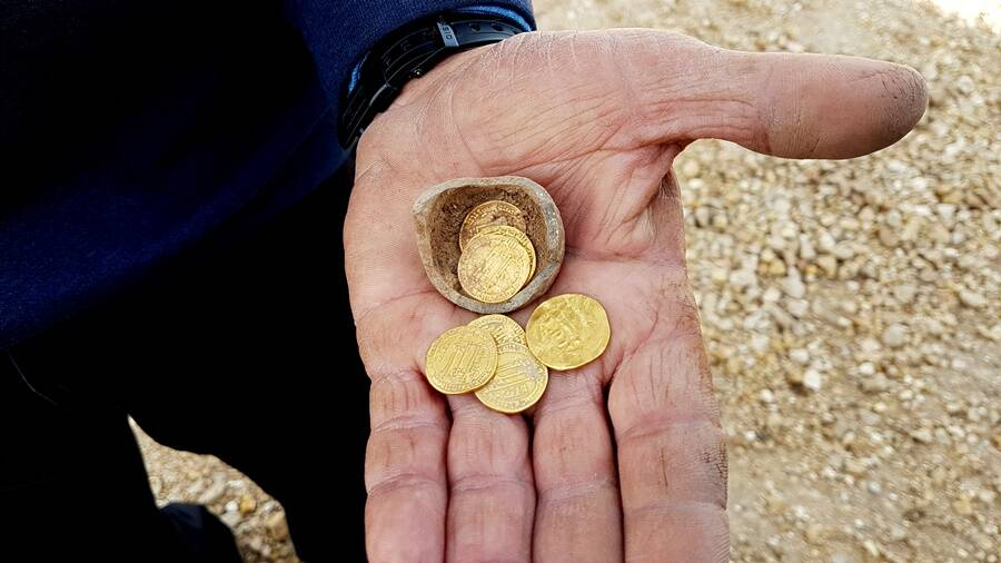 Ancient Gold Coins