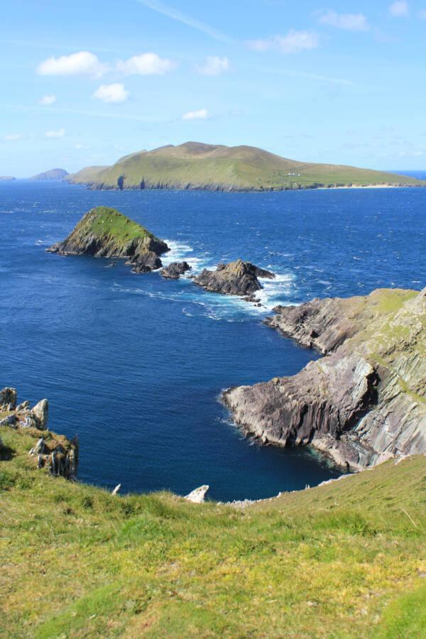 Blasket Island View Ireland