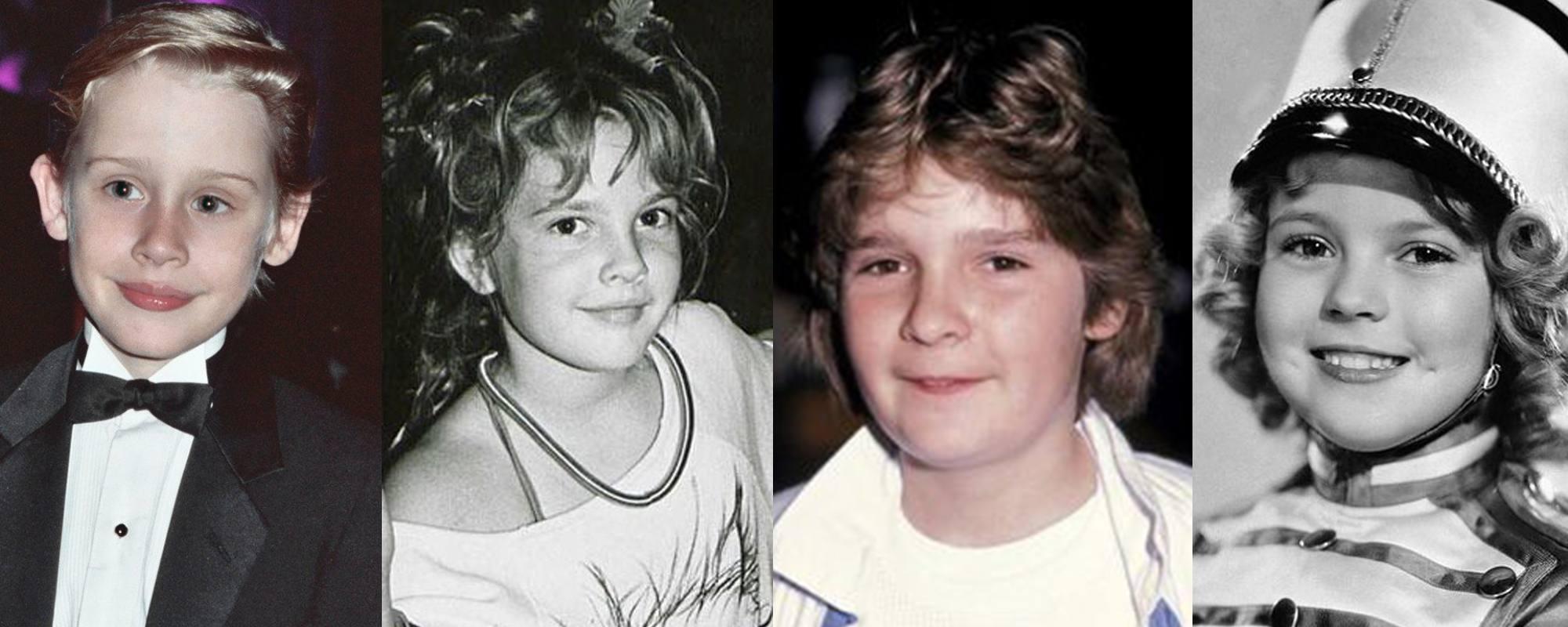 Child Actors Featured
