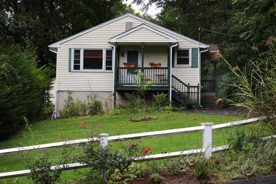 Childhoood Home Of Aaron Hernandez