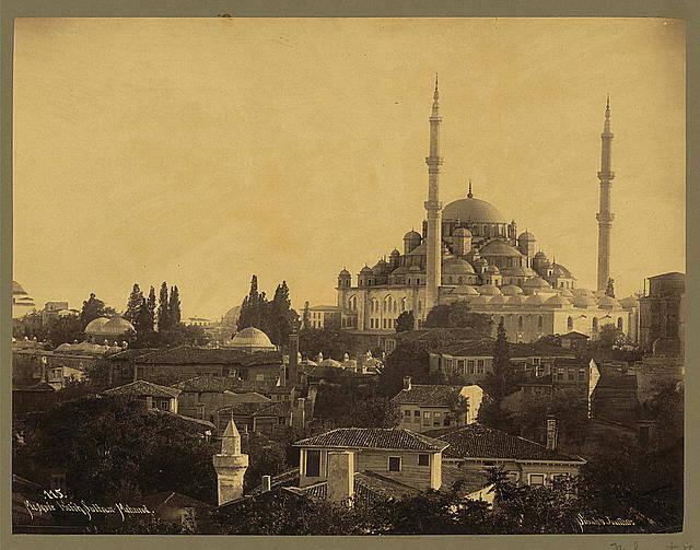 Fatih Camii mosque