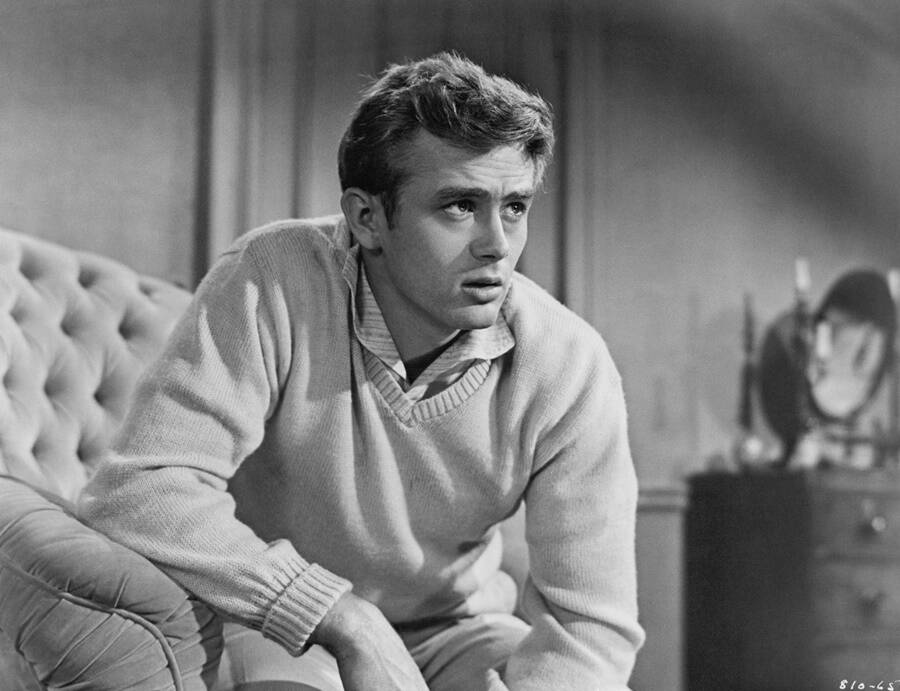 James Dean On Screen