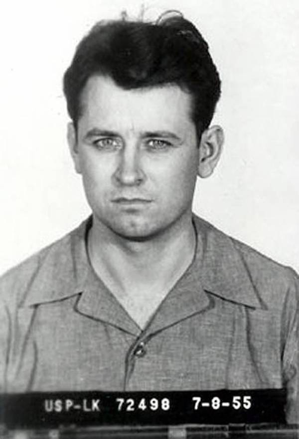James Earl Ray Mug Shot