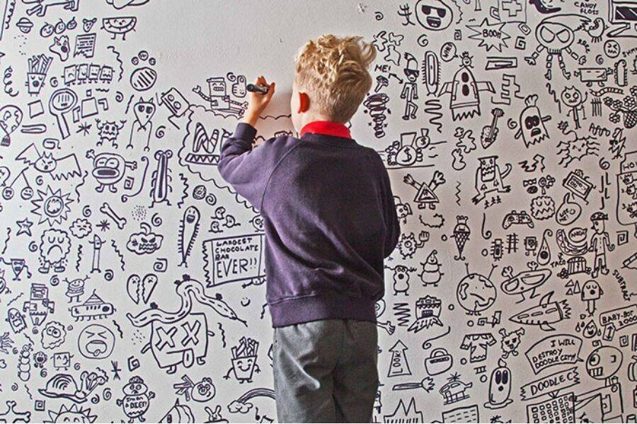 Meet Doodle Boy: The 10-Year-Old Who Couldn't Stop Drawing