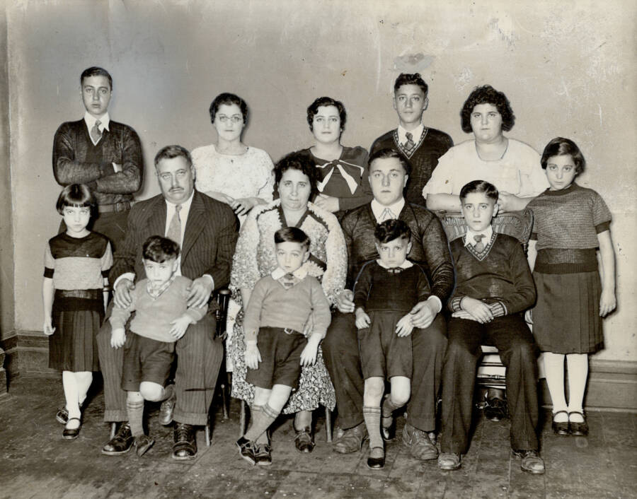 Large Toronto Family Photo Entered In Stork Derby