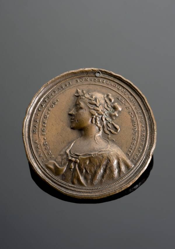 Medal-commemorating-Laura-Bassi