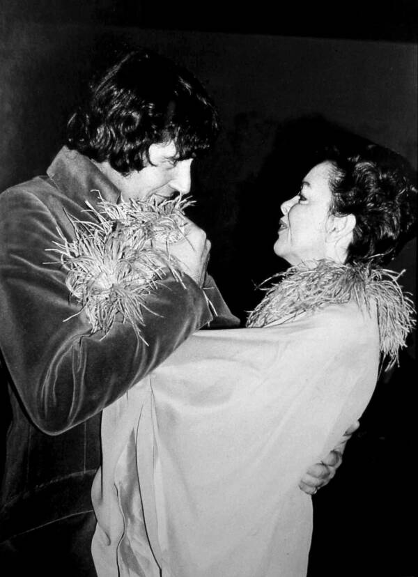 Mickey Deans And Judy Garland
