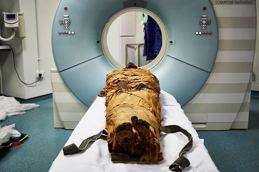 Mummy Of Nesyamun
