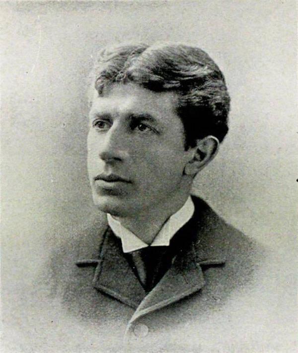 Portrait Of Francis Bellamy