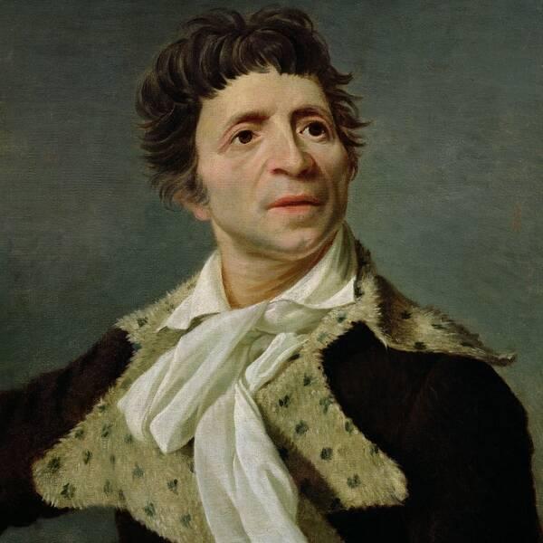 Portrait Of Marat