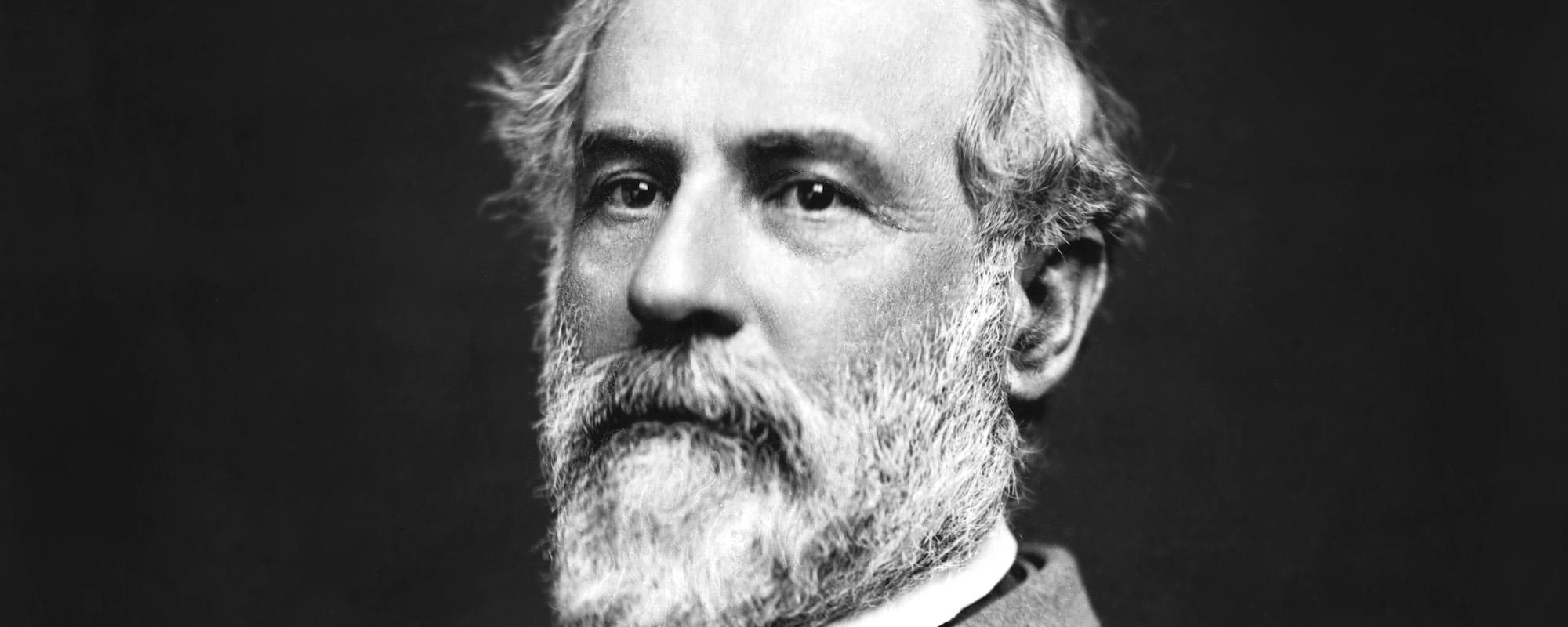 Robert Edward Lee Portrait