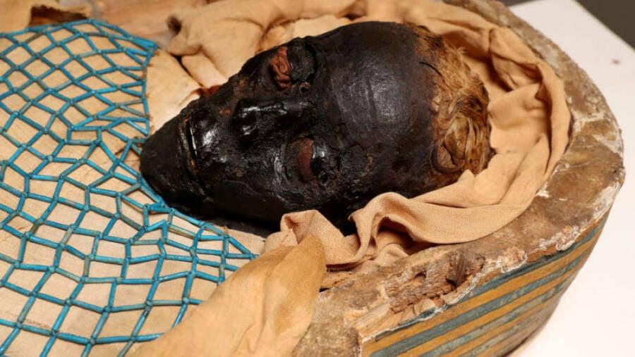 Takabuti The Egyptian Mummy