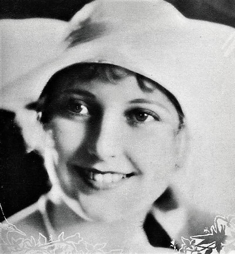 Thelma Todd In Screenland Magazine