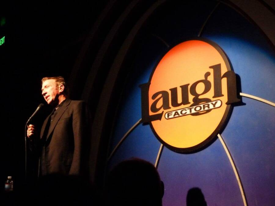Tim Allen At The Laugh Factory