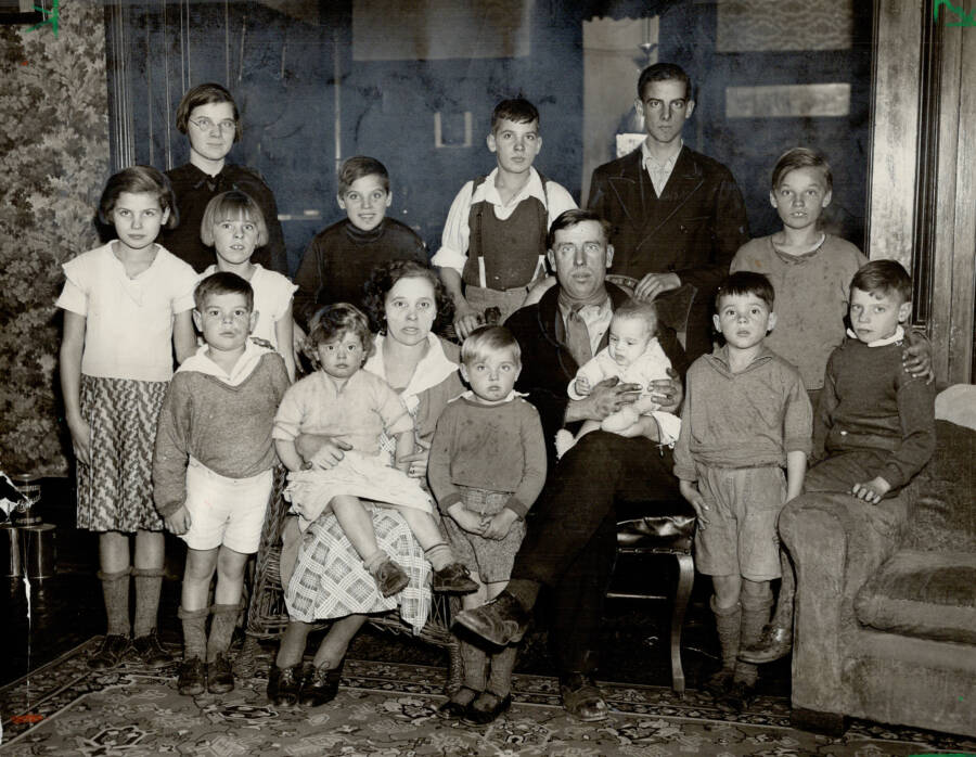 Timleck Family Winners Of The Stork Derby