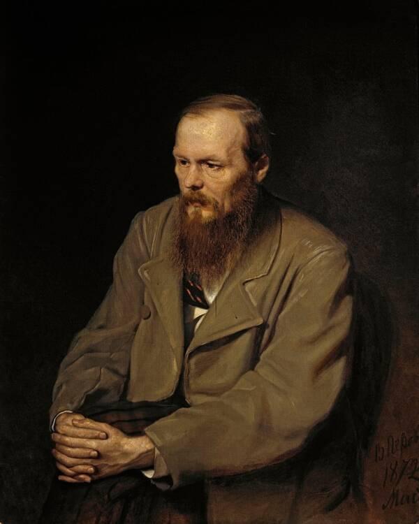 Vasily Perov Dostoevsky Skoptsy