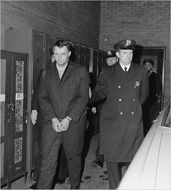 William Zantzinger During His Arrest