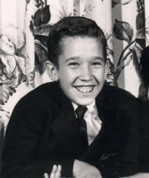 Young Tim Allen