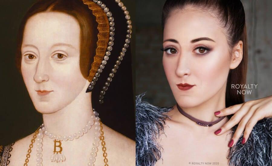 Anne Boleyn Reconstruction