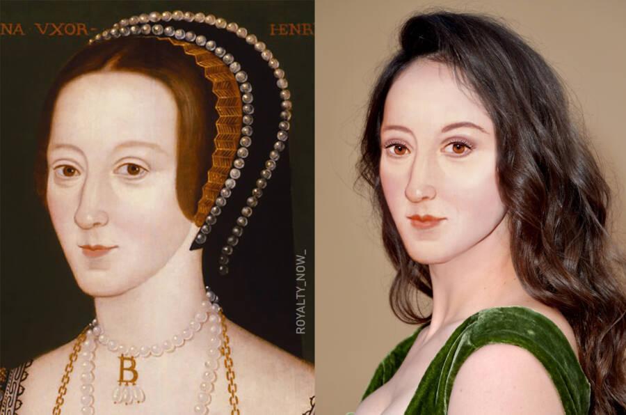 What Anne Boleyn Would Look Like Today