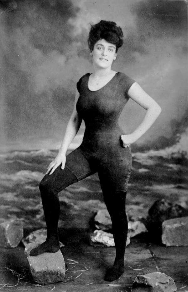 Annette Kellerman Swimsuit