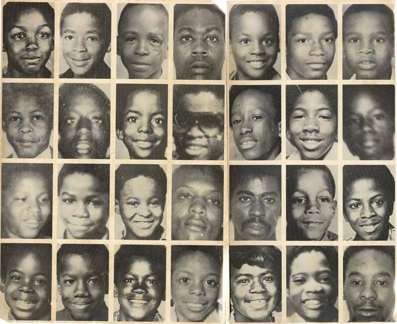 Atlanta Child Murder Victims