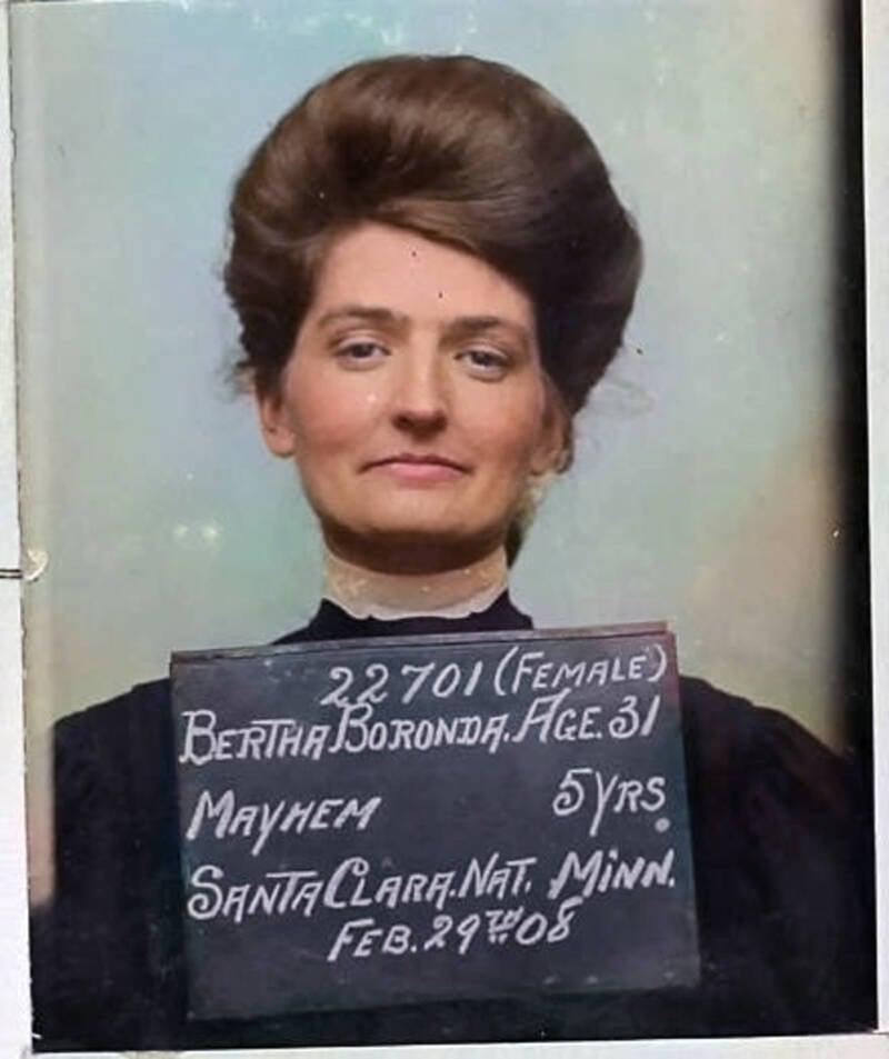 Bertha Boronda
