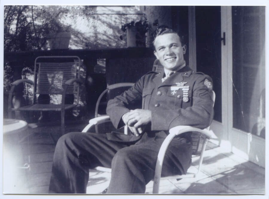Scotty Bowers In The Marines