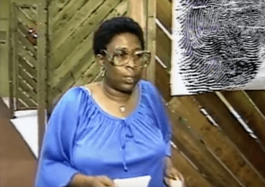 Camille Bell In Documentary