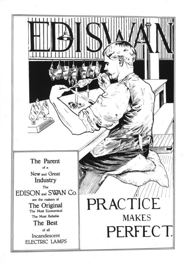 Ediswan Poster